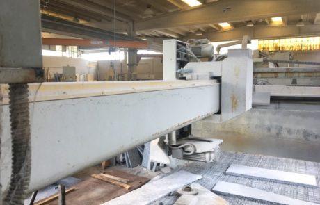 Used bridge saw for sale - Gmm Eura 35 - Head