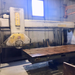 Used bridge saw for sale - Gmm Radia - Preview