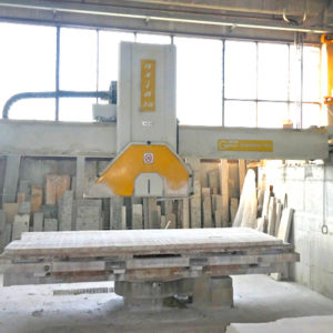 Used bridge saw for sale - Gmm Axia 38 Full - Preview