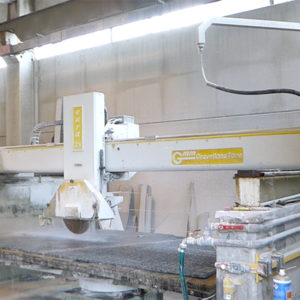 Used bridge saw for sale - Gmm Eura 35 - Preview