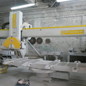 Used bridge saw for sale - Gmm Lexta 36 Full- Preview
